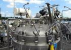 Used- DCI reactor, 350 liter, 316 stainless steel construction, approximately 36