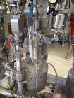 Used- IKA Dispax Reactor System. (3) Each IKA, Model DR2005/5, inline high shear units rated at 2500 l/h (660 GPH) each, pip...