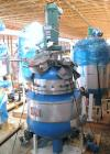 Used- J.D. Cousins Reactor, approximately 30 gallon, 316L stainless steel. 20