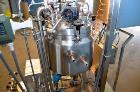 Used- 10 Gallon Stainless Steel Lee Industries Reactor, Model 40LU