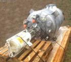 Used-  600 Gallon Stainless Lee Reactor
