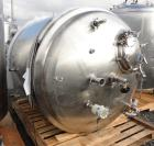 Used- 4000 Liter Mueller Jacketed Receiver, Model 4000