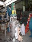 Used- Stainless Steel Reactor, 20 gallon. 16