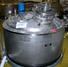 USED: Northland Stainless reactor, 300 gallon, 316L stainless steel, vertical. 54