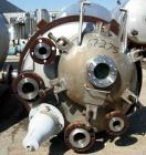 USED: Nova Fabricating fermenter/reactor, 200 gallon, 316 stainless steel. 30