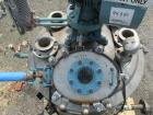 Used- Pfaudler Reactor, 200 Gallon, 316 Stainless Steel. Approximately 40