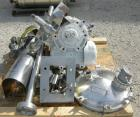 Used- Precision Stainless reactor, 3000 liter (792 gallon), 316L stainless steel, vertical. 54