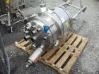 Used- 150 Liter Stainless Steel Precision Stainless Reactor