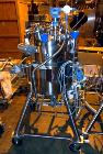 Used- 35 Liter Stainless Steel Pure Flo Precision Reactor