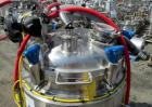 Used- Pure Flow Precision reactor, 300 liter, 316L stainless steel construction, approximately 27