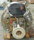 Used- Walker reactor, 80 gallon, model D-408-4W, 316L stainless steel, vertical. Approximately 29 1/2