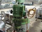 Used- Walter Stocklin Reactor, 23 Gallon, 316 Stainless Steel. 19.5