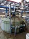 Used- 4,000 Gallon Whiting Metals Reactor. 304 stainless steel construction, dish top and bottom. 102