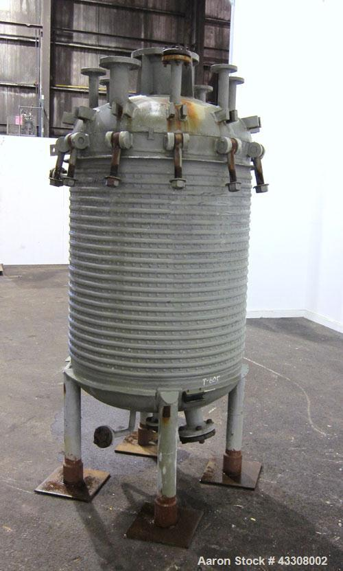 Used- 200 Gallon Stainless Steel Tranter Panhandle Reactor