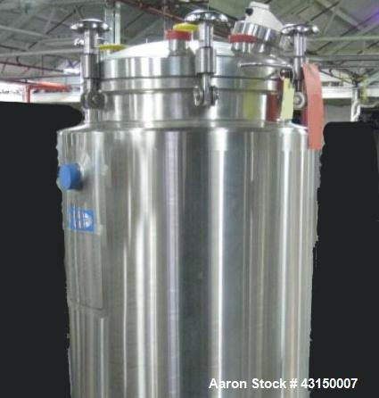 45 Gallon Stainless Steel Walker Stainless Reactor