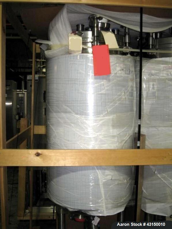 45 Gallon Stainless Steel Walker Stainless Reactor