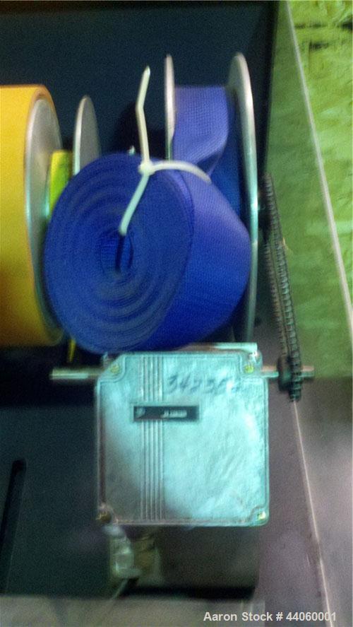 Unused-New-Rytec High Performance Industrial Grade Roll Up Garage Door, Model Fast Seal.  Break away bottom bar.  Includes c...