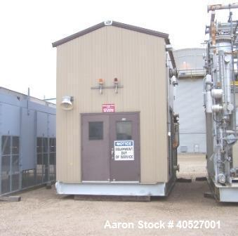 Used-C3 (propane) Refrigeration Skid packaged by Toromont