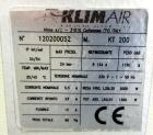 Used- KlimAir Air Conditioning System, Model KT200