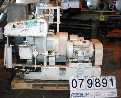 Used- Aaron Process Agglomeration System