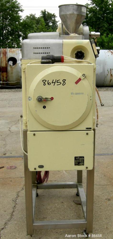 Used- Alexanderwerk Chilsonator System, Model WP50N