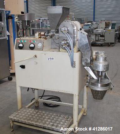 Used-Alexanderwerk WP50 Granulator/Compactor