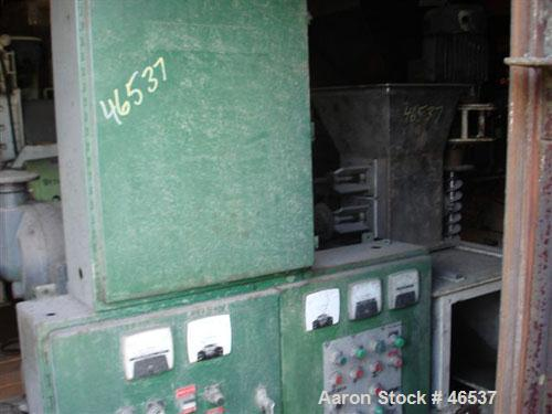 Used- Feco Briquetter/Compactor
