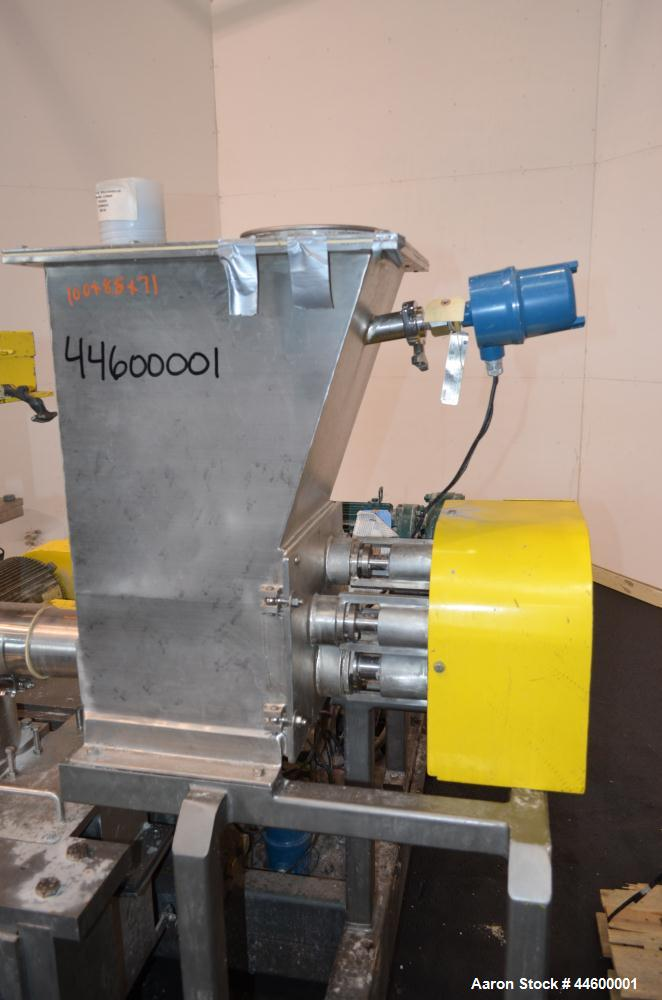 Used- Fitzpatrick Stainless Steel Chilsonator System