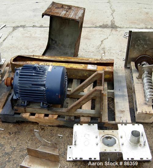 Used- Fitzpatrick 4B x 10D Chilsonator System