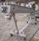 Used- Fitzpatrick Stainless Steel Chilsonator System Consisting Of: (1) Model 12LX12D chilsonator, 12