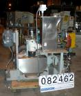 USED: Fitzpatrick 304/316 stainless steel chilsonator system consisting of (1) model DM4LX10D chilsonator, 10