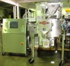 Used- Fitzpatrick Portable Chilsonator, Model IR 520, 316L stainless steel (product contact areas). Approximate 2