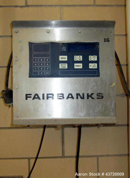 Used-Floor Scale