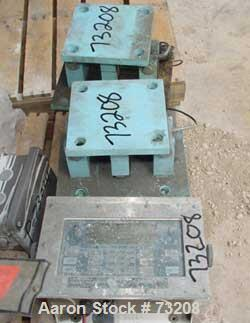 USED- Fairbanks Crane Scale, Model 60-5400, 1000 Pound Capacity. Includes a model H90-3051 readout.