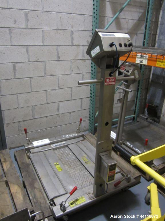 Used- Mettler Toledo Scale, SC100 Scale Dial