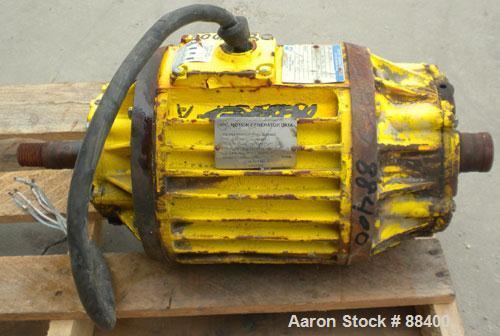 Used- Sweco Motion Generator Plus Motor. Type TEEP
