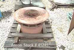 """USED:Sweco 30"""" diameter sifter, model LS30C66. Lower table weldmentbase assembly."""
