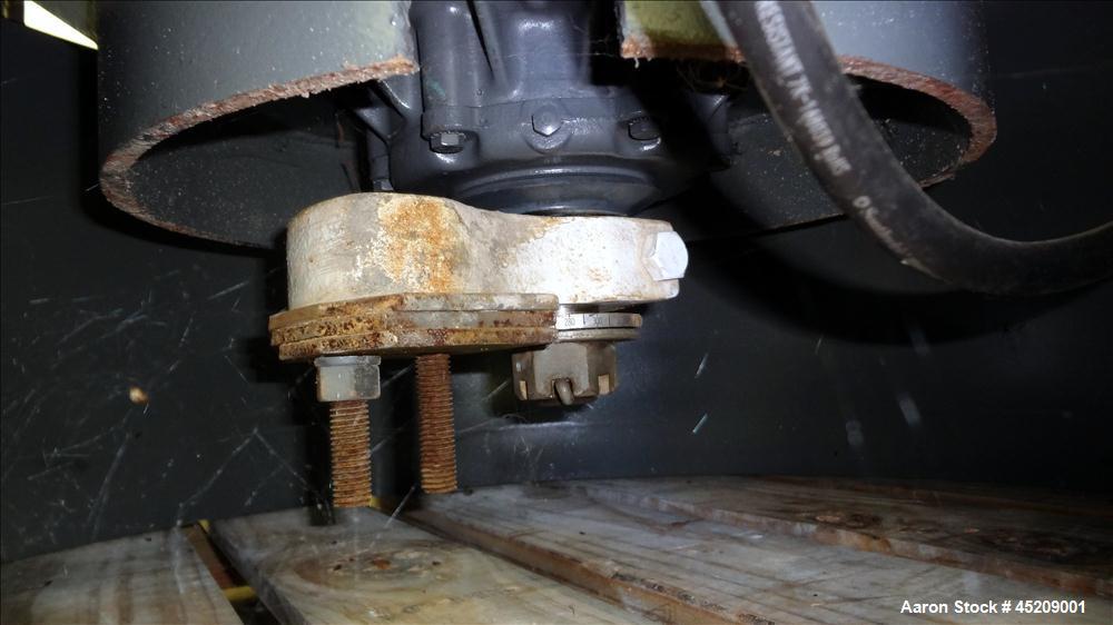 Used- Stainless Steel Rebuilt Dewco Screener