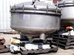 Used- Stainless Steel BF Gump In-Line Pressure Screener, Model CP-53