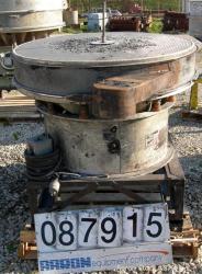 Used- Carbon Steel Sweco Screener, Model US48-986-36