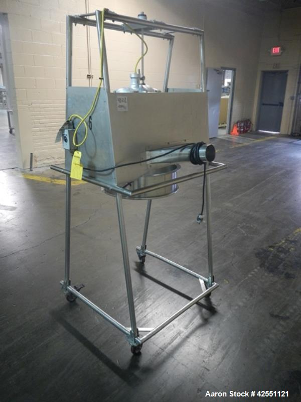 Used- Foundry Supplies sieve, model Universal Roto 8