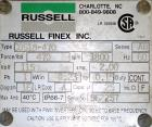 Used- Russell Finex Compact Sieve, Model 27400, Stainless Steel. Approximate 14