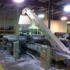 Used-Almco 4 Bowl Vibratory System, Model OR-10V.  (4) Bowls are 10 cubic feet each, 15' x 30