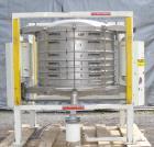 Used- Great Western Pneumatic In-Line Tru-Balance Sifter, Model 631. (2) Motors: 1.5 HP, 575 V 1155 RPM. Sieve size 52