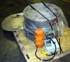 Used- Kason Drum Sifter/Scalper, Model K24, Stainless Steel. 24