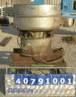 Used- Sweco Screener, Model LS30S66, 316 stainless steel.  30