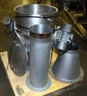 Used- Midwestern Industries Sifter/Scalper, Model MLP24S6-10, 304 Stainless Steel. 24