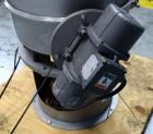 Used- Midwestern Industries Low Profile Wet Scalping Screener, Model MLP24S6-10, 304 Stainless Steel. Approximate 24