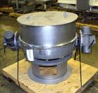 Used- Midwestern Industries Sifter/Scalper Model # MLP30S6-10, 304 Stainless Steel. 30