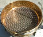 Used- W.S Tyler sieve shaker, model RX-24. (1) 8